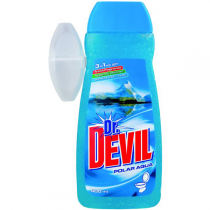 Dr. Devil WC gel 400ml - Polar Aqua