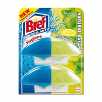 Bref DUO WC gel - náplň 3x60ml